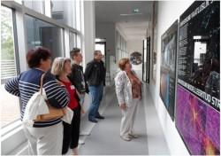 Ekskursioon Tartu observatooriumis. Foto: erakogu