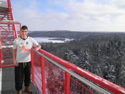 Kuumast Hispaaniast otse lumisesse Eestisse