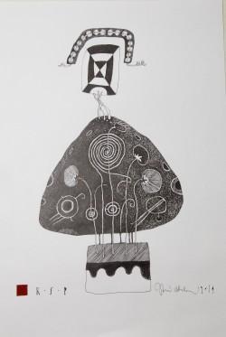 Jüri Mildenbergi illustratsioon.