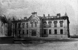 Peamaja aastal 1895.