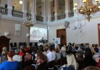 Hetk konverentsilt. Foto: reaal.edu.ee