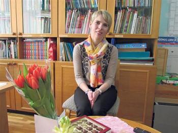 """""""Ärme lõhu hästi toimivat süsteemi, vaid hoiame seda, mida me oleme saavutanud,"""" ütleb Tiina Kivisalu, kellega ajasime Tartu Helika lasteaias juttu tema sünnipäeval, 19. veebruaril.   FOTOD: TIINA VAPPER JA TARTU HELIKA LASTEAED"""