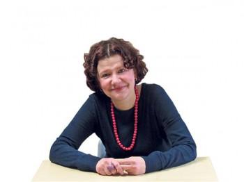 Läänemaa ühisgümnaasiumi eesti keele ja kirjanduse õpetaja Monika Undo. FOTO: TIINA VAPPER