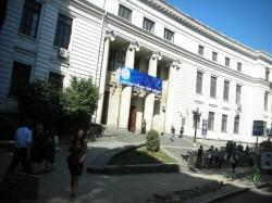 Ivane Džavakhišvili nim Thbilisi riikliku ülikooli vana peahoone. Fotod: erakogu