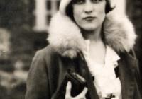 Betti Alver. Foto: Betti Alveri muuseum Jõgeval